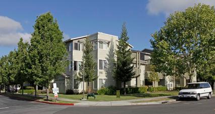 Penineula Park Apartments Palo Alto